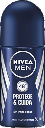 Nivea Men Herren Protege & Cuida Deodorant Roll-On 50 ml