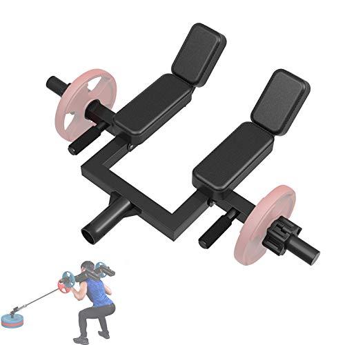Landmine Langhantel Griff, Schulter Schaum Core Trainer Griff, T-Bar Row Hantelscheiben Vorgebeugtes Rudern Griff
