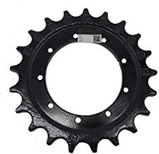Fit for Yanmar Sprocket VIO35 Excavator Mini Track Undercarriage Parts
