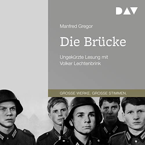Die Brücke                   By:                                                                                                                                 Manfred Gregor                               Narrated by:                                                                                                                                 Volker Lechtenbrink                      Length: 6 hrs and 26 mins     Not rated yet     Overall 0.0