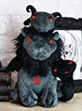 Greek Myth Chimera Lion Goat Head and Snake Head Tail Luxe Soft Plush Toy Doll- Store of Beautiful and Decor!