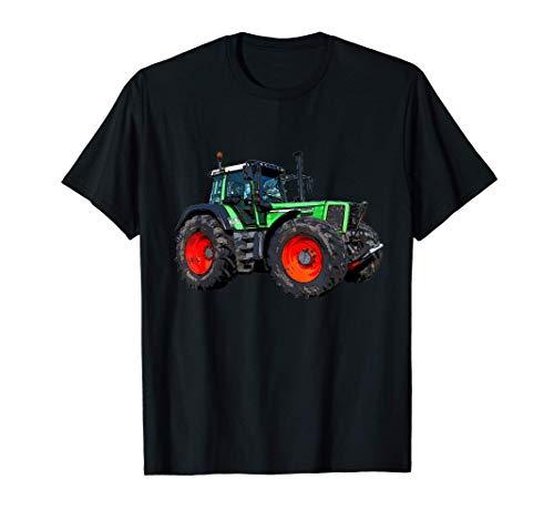 Tracteur Agriculteur Agriculture Paysan Enfant Cadeaux T-Shirt