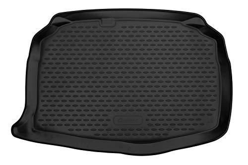 Element EXP.ELEMENTA3079311 Protector de Maletero a Medida TPE Seat Ibiza 6F Hatchback 5D (Inferior/Bottom) 2017->, Negro