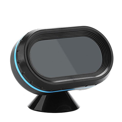 Keenso 12V/24V Multifunktionale LED Auto Digital Thermometer Voltmeter Multifunktion Digital Uhr Alarm Monitor