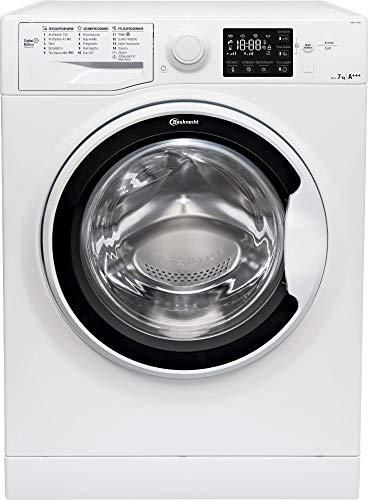 Bauknecht WA STAR 7418EX autonome Belastung Bevor 7kg 1400tr/min A + + + Waschmaschine–Waschmaschinen (autonome, bevor Belastung, Knöpfe, drehbar, links, 7kg)