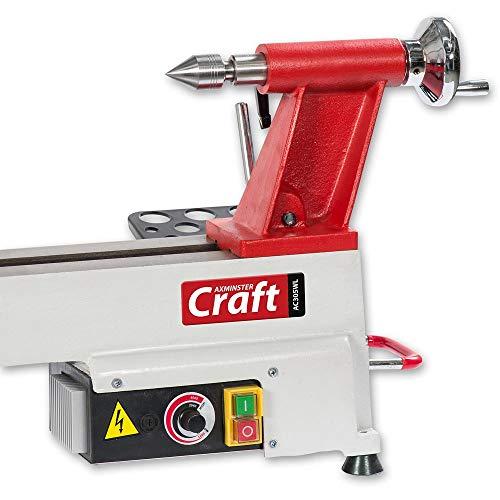Axminster Craft AC305WL Woodturning Lathe - 230V
