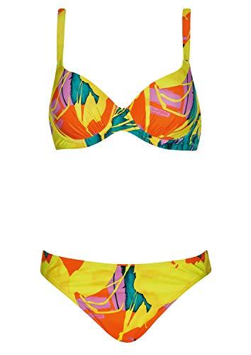 Bikini Sunny Kiss Cup E, Farbe Multicolor, Größe 38