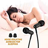 Best Earbuds For Sleepings - in-Ear Earbuds for Sleeping, Mijiaer Noise Isolating Headphones Review
