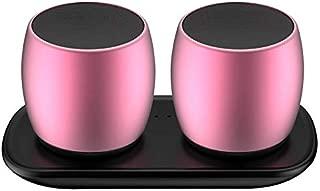 Sardine Metal Sub woofer TWS System column Bluetooth Speakers For Computer Ultra mini Portable Loudspeaker MP3 Music Player