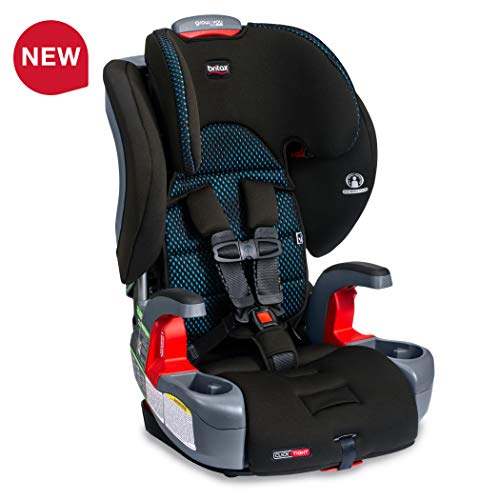Cheap Britax Grow with You ClickTight Harness-2-Booster Car Seat - 2 Layer Impact Protection - 25 to...