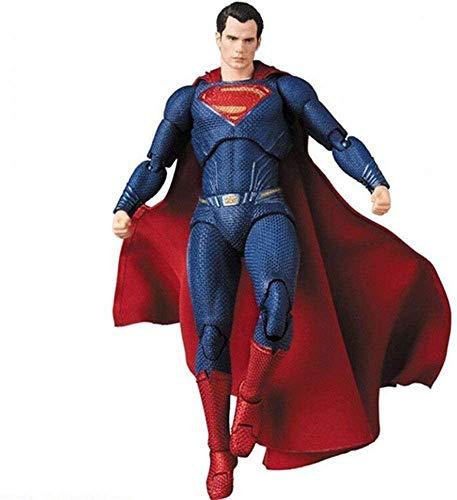 Xuping Giocattoli - Giocattoli - DC Justice League Superman Modello Mano Action Figure - Collezione del Regalo di Compleanno for Bambini