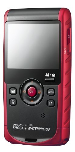 Samsung W200 Full HD Waterproof Pocket Camcorder: Amazon.co.uk ...