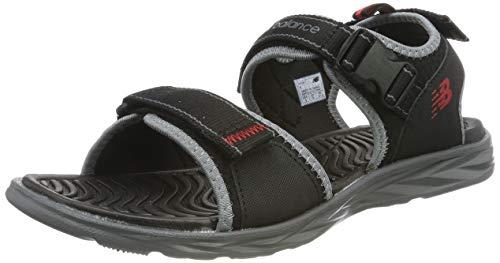New Balance Sandal Sport Homme, Noir (M2067bgr), 46.5 EU