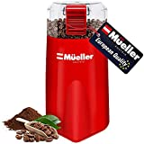 Mueller Austria HyperGrind Precision Electric Spice/Coffee Grinder Mill with Large Grinding Capacity...