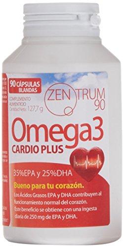 Omega 3, Cápsulas de Omega 3, Aceite de pescado Azul, 90 cápsulas, bueno...