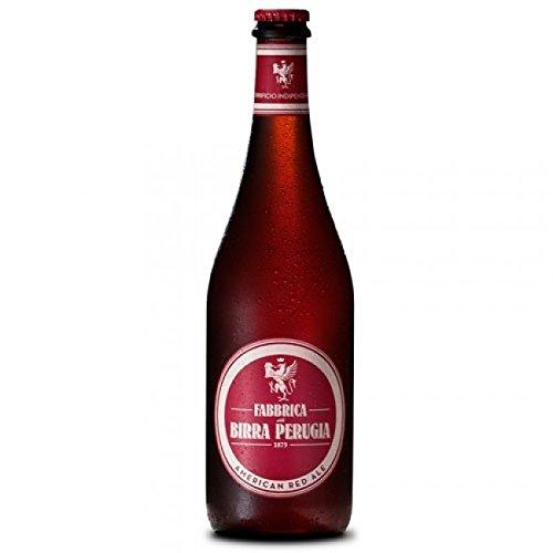 Birra artigianale American Red Ale 75 cl