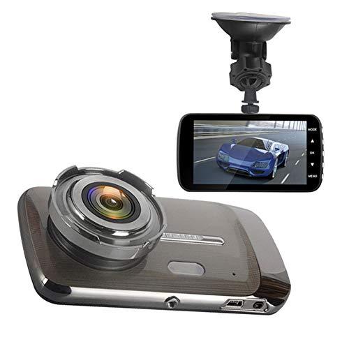 WWMH CáMara de Coche,Dash CAM Full HD con Sensor, DeteccióN de Movimiento,GrabacióN en Bucle,CáMara de Coche CáMara de Coche VisióN Nocturna,Monitor de Aparcamiento,32g