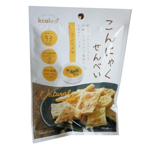 こんにゃくせんべい コンソメ味 15g(20袋入り)