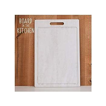 Extra Large CORIAN Cutting Board Juice Groove Board Style #11