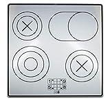 EDS - Kochfeld für Matschküche oder Spielküche   selbstklebend   Herdplatte, Herd Aufkleber   Kochplatte mit 4 Kochstellen   Kinderküche   30cm x 30cm