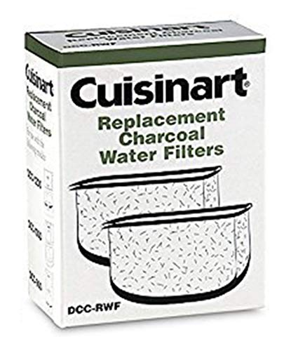 Cuisinart Replacement Charcoal Water Filters (Set of 2) (1)