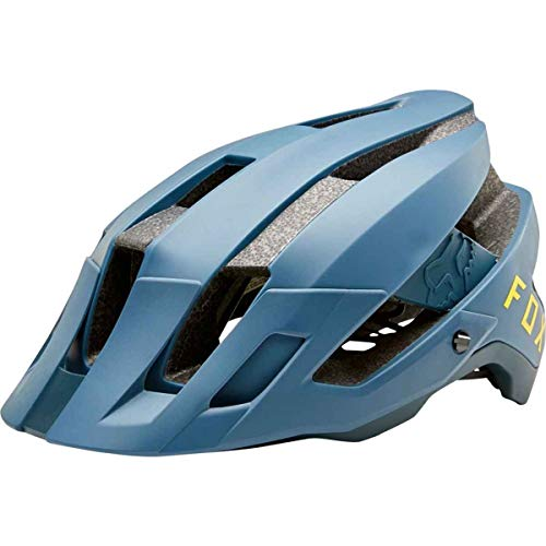 Fox Fahrradhelm Flux Blue Steel, Größe L/XL