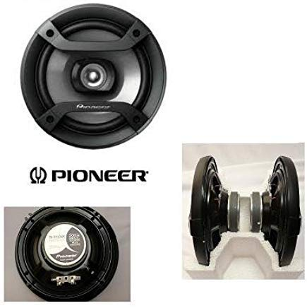 Pioneer TS-F1634R /TSF1634R 6.5 inch 200W 16 cm 2-Way Car Audio Speakers (Pair) TS-F Series 2012 Model