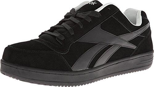 Reebok Work Soyay RB1910 Skate Style Eh Zapatos de Seguridad para Hombre, Color Negro, Talla 44 EU
