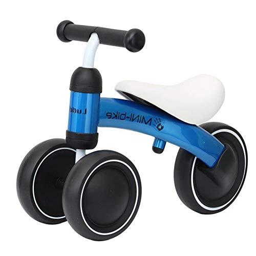 Hejok Velo Tricycle Evolutif, Enfants Tricycle VéLo 3 Roues Smart Design Enfants Enfant Enfants Tricycle VéLo Tricycle à Partir De 18 Mois, Blue