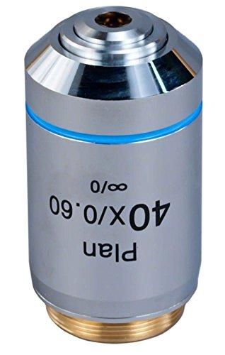 OMAX OMAX 40X/0.60 Infinity-Corrected Plan Microscope Objective Lens