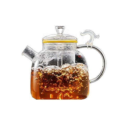 304#食品グレードステンレススチール、還流を促進し、茶抽出物を完全に抽出するための戻り導管を備えた茶ティーポット、茶抽出物、茶抽出物、茶抽出物、