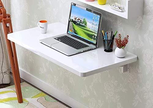 Inklapbare standaard Klaptafel pianolak for wandmontage, Keuken Dineren Klaptafel for wandmontage Computer Laptop Tabel Desk for kleine ruimtes Utility Tables Stijlvolle eenvoudige creatieve klaptafel