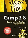 Gimp 2.8 - Débuter en retouche photo et graphisme libre