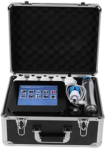 TTSTR Máquina de ondas electromagnéticas de Fachmann, portátil, para terapia de onda de choque, todo el cuerpo, masajeador de fisioterapia, 1 unidad