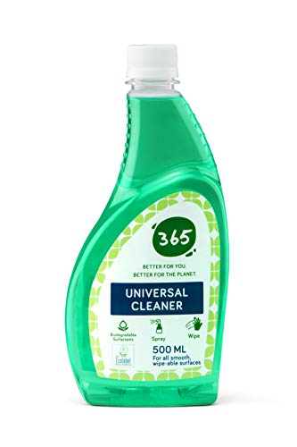 365 Universal spray- ECOLABEL, non toxic cleaner for all hard surfaces