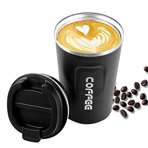 BKSDMAN 380ml kaffeebecher für...