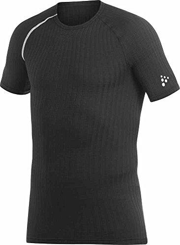 Craft Zero Extreme - Camiseta de compresión de Cuello Redondo y Manga...