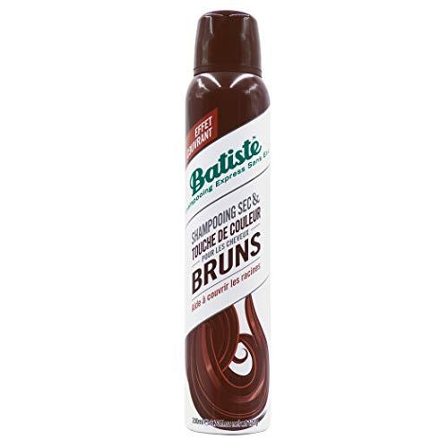 Batiste Shampoing Sec Touche de Couleur Bruns 200 ml