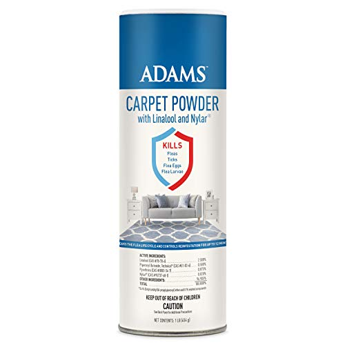 Adams Flea & Tick Powder