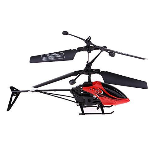 Mini Helicóptero Teledirigido De Radio Con Los Juguetes Del Muchacho De Los Niños Del Girocompás 2CH