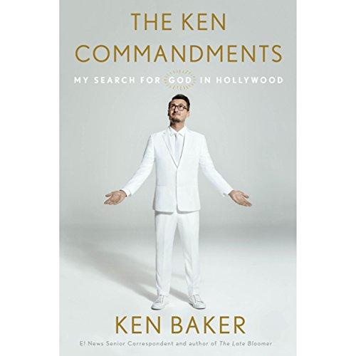 The Ken Commandments audiobook cover art