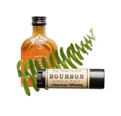 Bourbon Lip Balm - Dad Funny Gifts - Bourbon Lover Father's Day Gift Idea