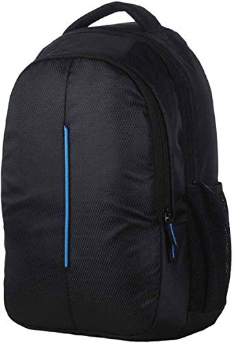 Faisal Raza Bag 15.6 inch Expandable Laptop Backpack 30 L Backpack(30litre/Black::Blue)