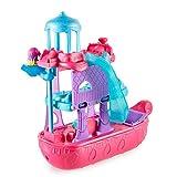 Shimmer & Shine- Barco mágico de los muñecos genios, Multicolor (Mattel FHP02)