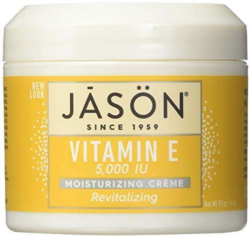 Jason Moisturizing Crème Revitalizing Vitamin 4 oz (Pack of 3)