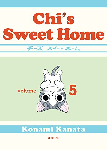 Chi's Sweet Home Vol. 5 (English Edition)