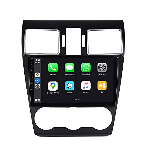 SYGAV for 2016+ Subaru Forester WRX STI Impreza Car Stereo Multimedia Player with Carplay Radio Android 10 GPS Navigation HD 1280x720 Touch Screen Head Unit