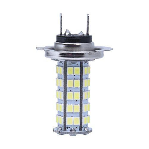 H7 AMPOULE LAMPE 3528 SMD 68 LEDs BLANC 12V POUR VOITURE