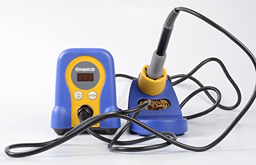 1. Hakko FX888D-23BY Digital Soldering Station FX-888D FX-888 (blue & yellow)