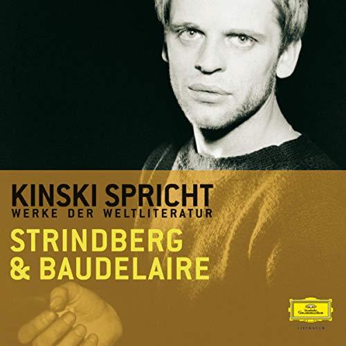 Kinski spricht Strindberg und Baudelaire Titelbild